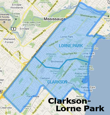 Mississauga Neighbourhood Maps Susi Kostyniuk Realtor